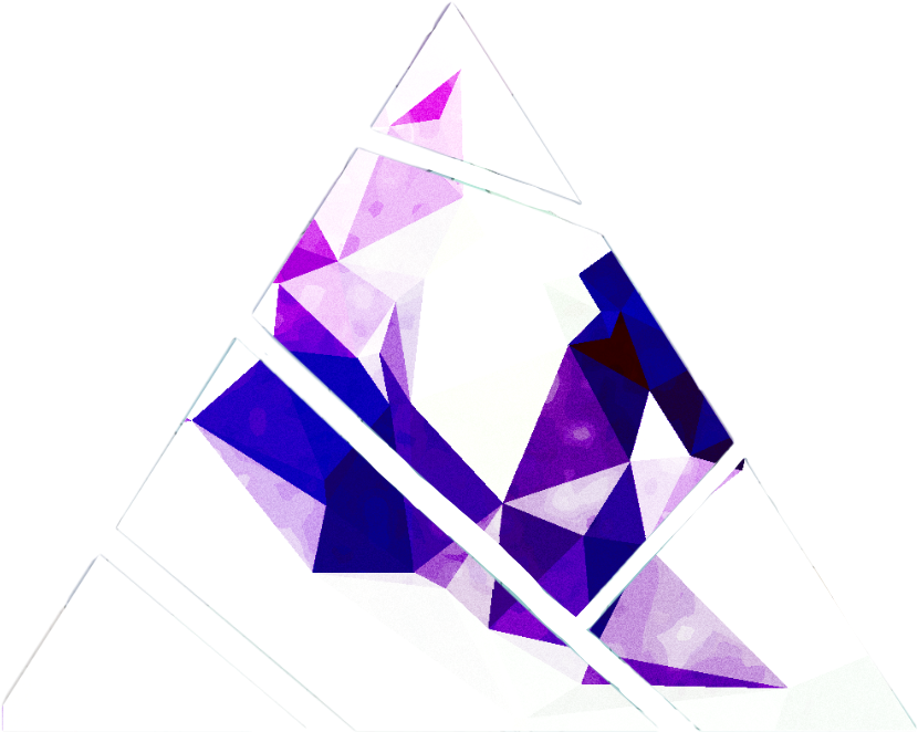 Galaxy clipart hipster. Geode purple white aesthetic