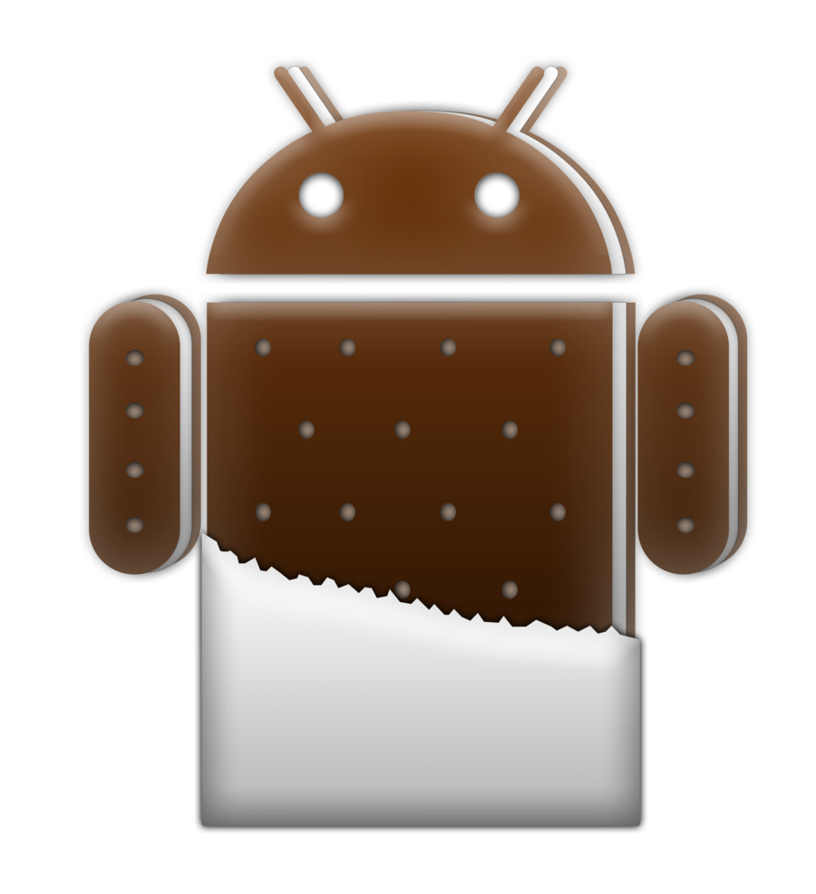 Galaxy clipart ice cream. Android sandwich tips and