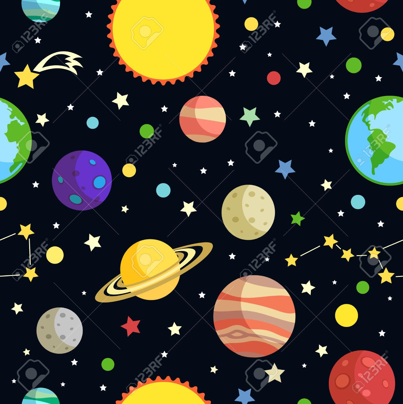 Galaxy clipart illustration. Stock illustrations vectors clip