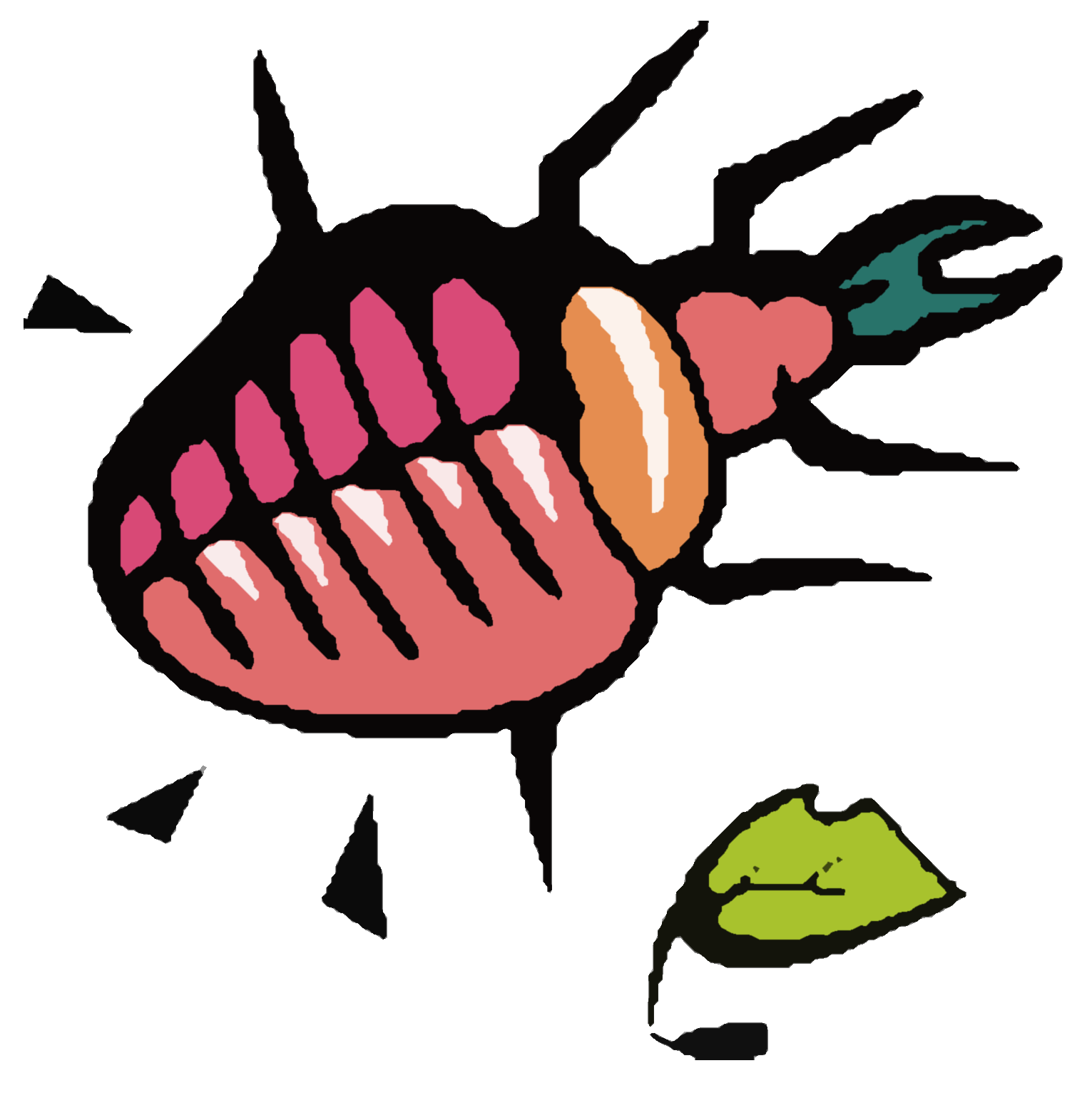 Insects links science trek. Galaxy clipart life on mars