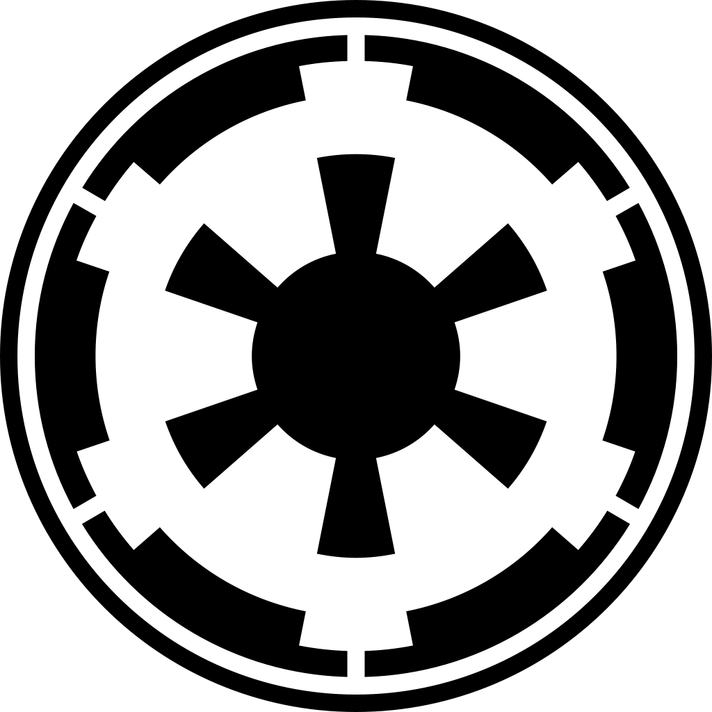 Star wars empire png. Galaxy clipart monochrome