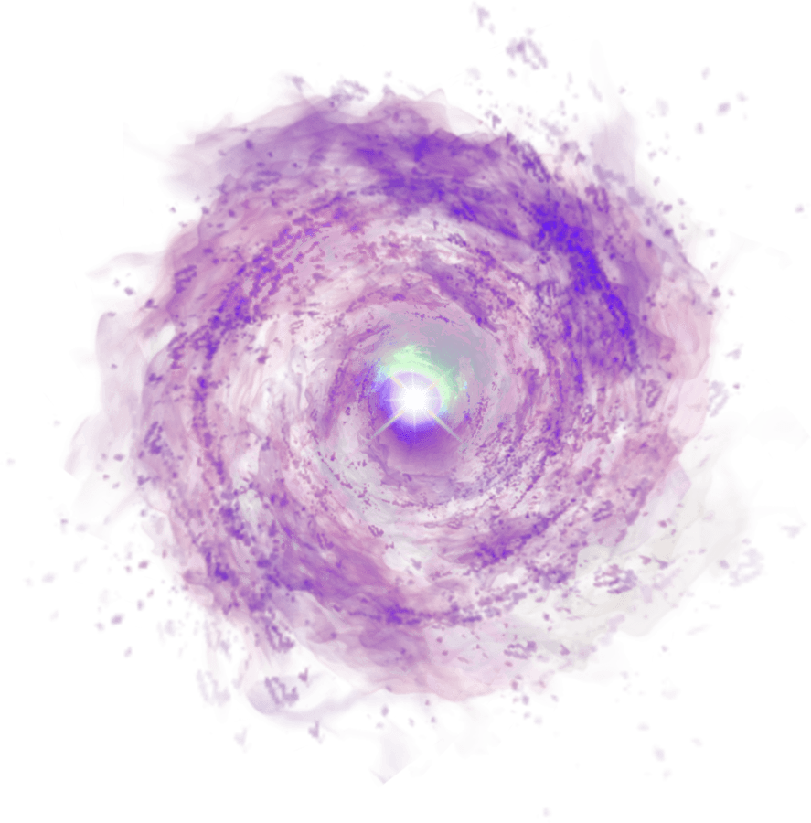 Effect transparent png stickpng. Galaxy clipart purple galaxy