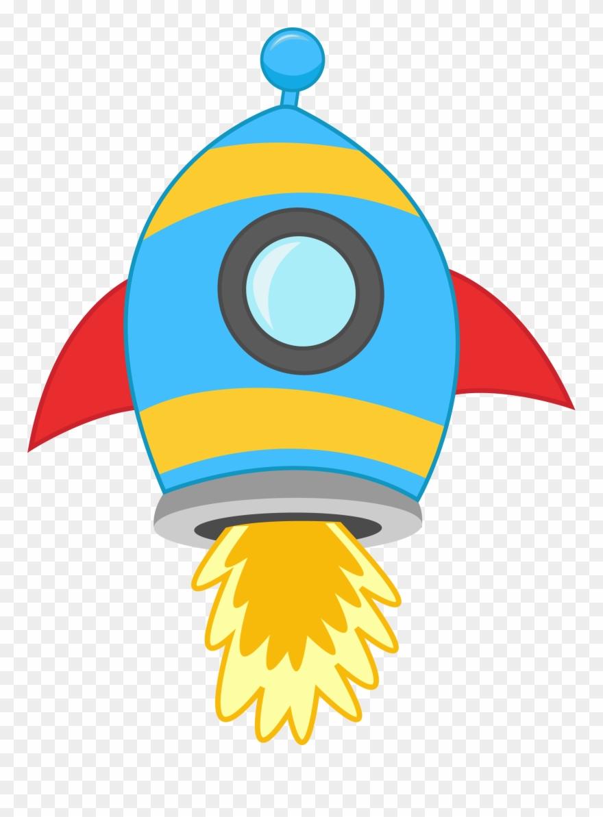 Dibujos de astronautas color. Galaxy clipart rocket ship