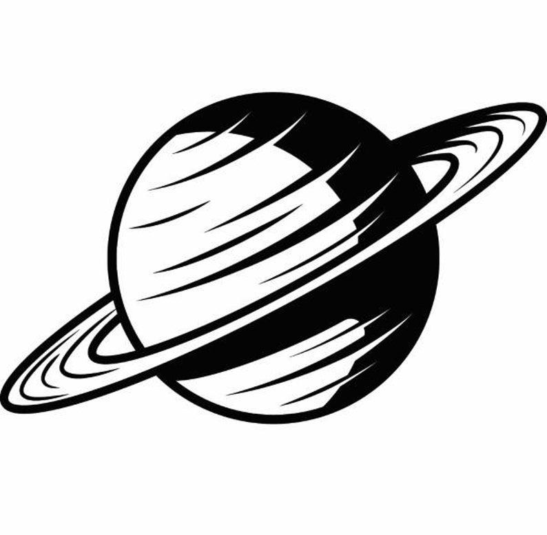 Galaxy clipart saturn. Planet solar system astronaut