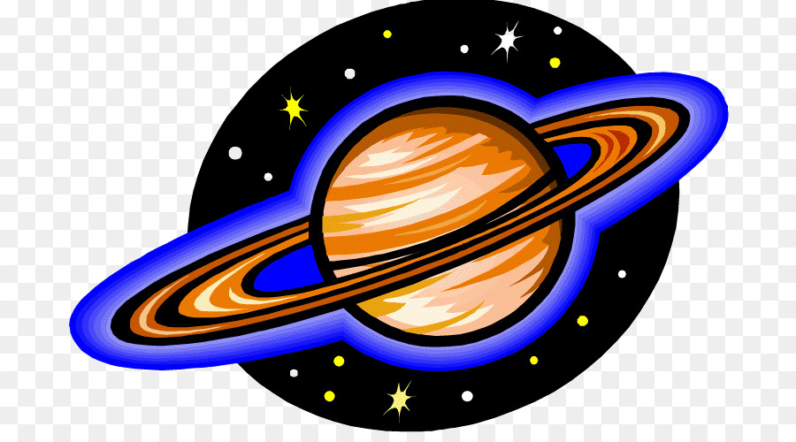 Solar system background png. Galaxy clipart saturn