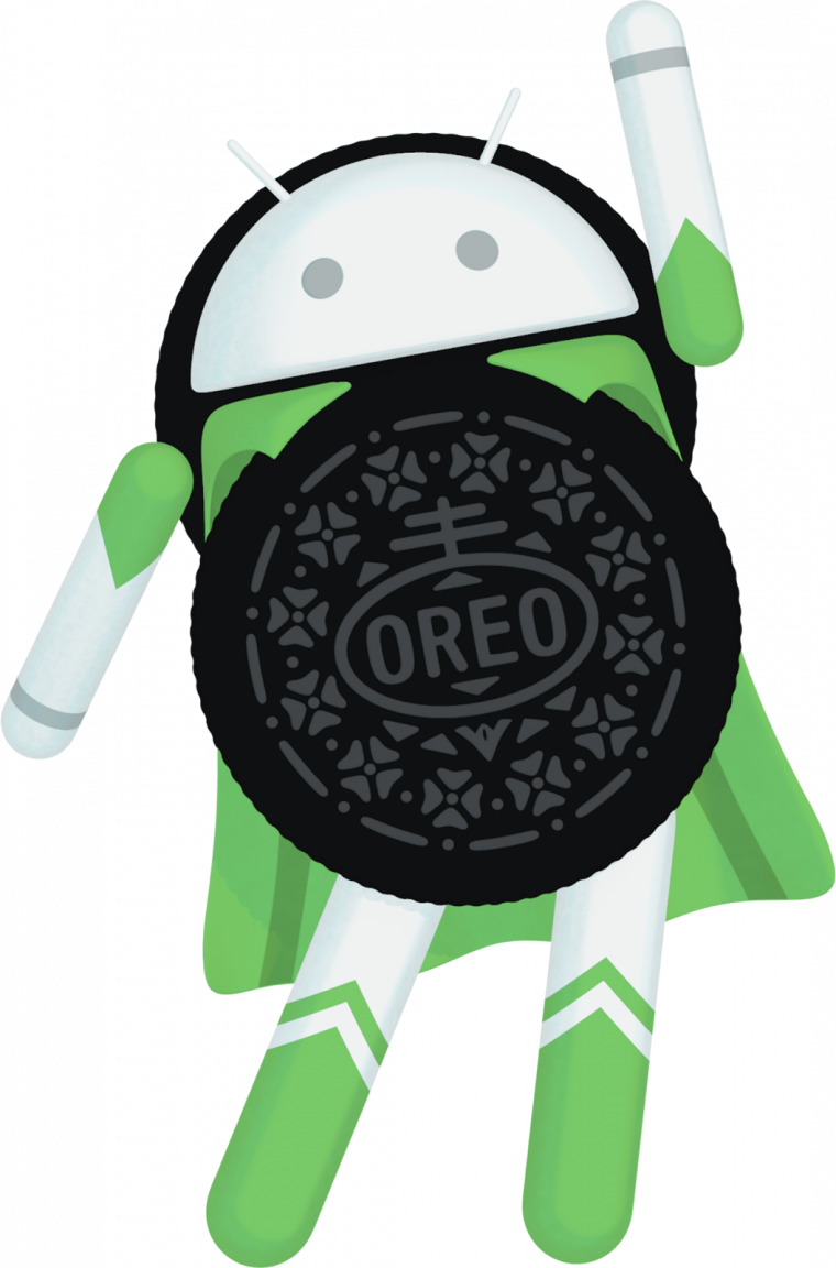 Android oreo update news. Galaxy clipart science technology