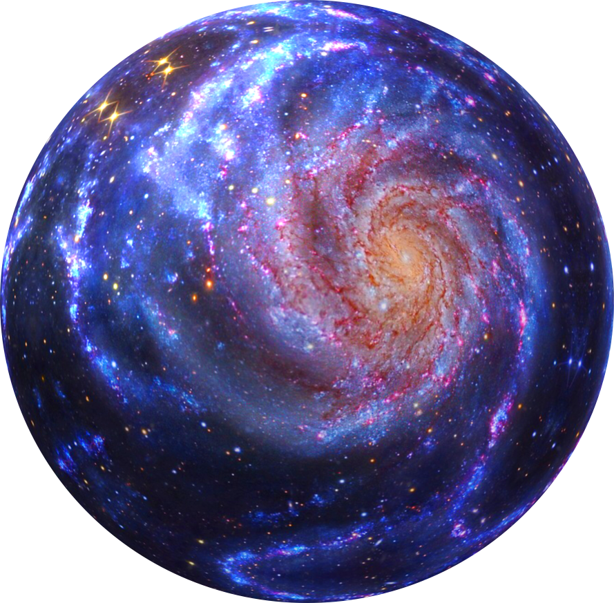 Galaxy clipart shaped. Ftestickers sticker by picsart