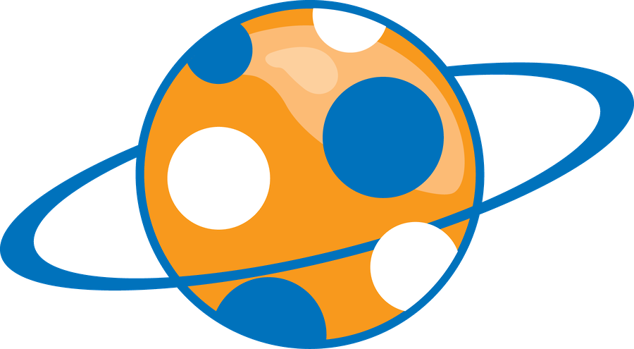 Galaxy clipart space. Minus say hello deluxe