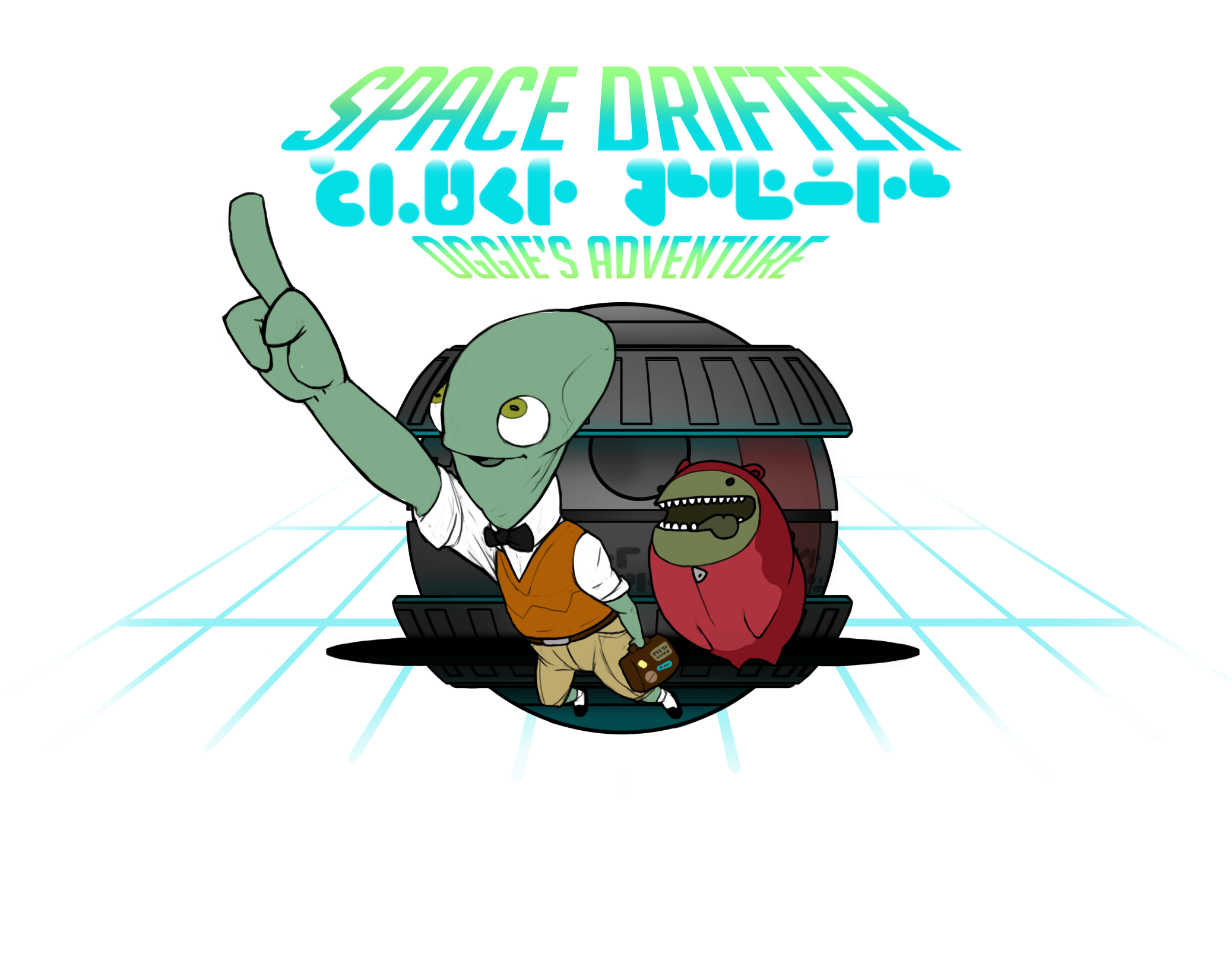 Drifter oggie s android. Galaxy clipart space adventure