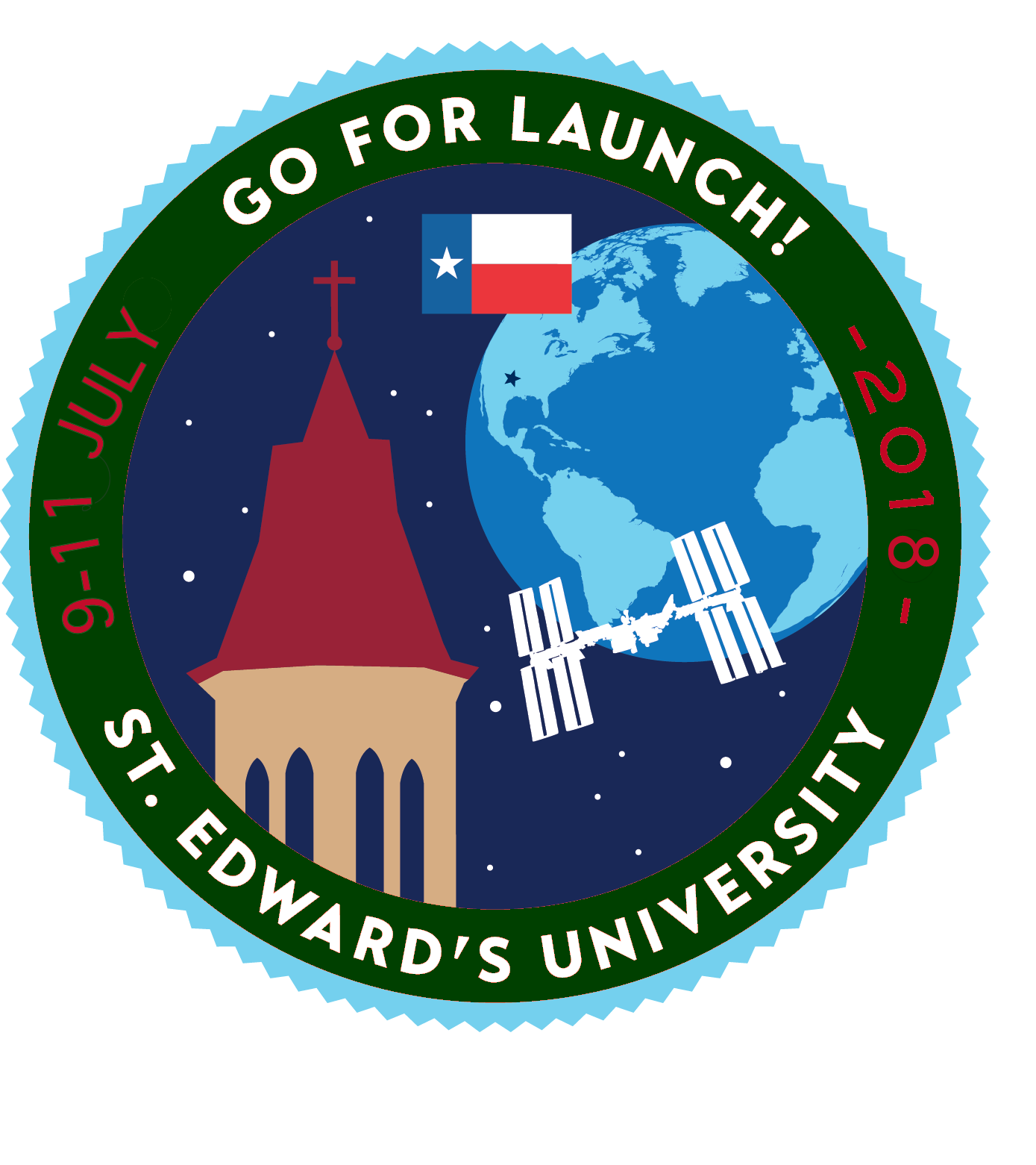 Go for launch higher. Galaxy clipart space center