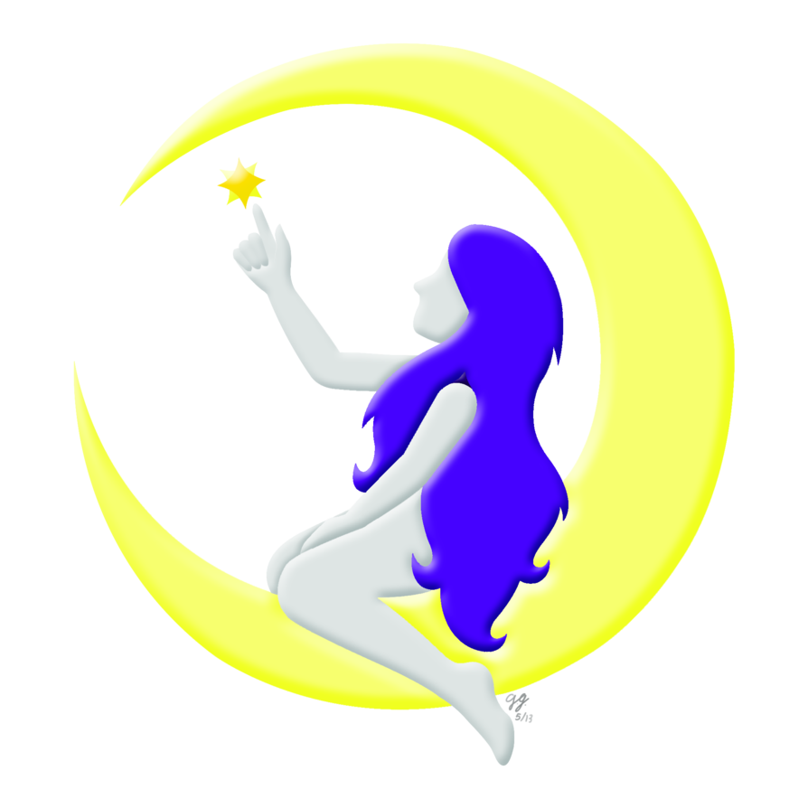 Galaxy clipart space logo. Princess by chrysanthemummoon on