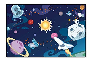 Galaxy clipart space mission. Amazon com perfect kitchen
