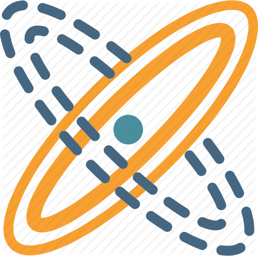 science flat by. Galaxy clipart space travel