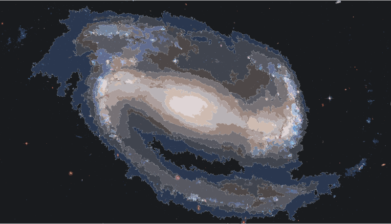 Hubble ngc medium image. Galaxy clipart spiral barred spiral
