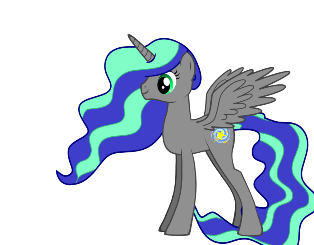 Galaxy clipart spiral galaxy. My little pony oc
