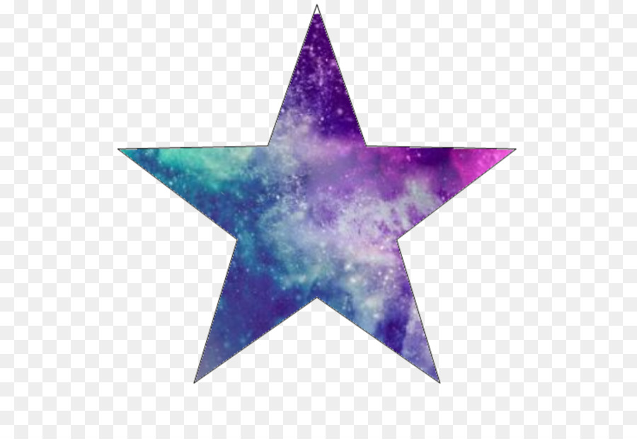 Background triangle transparent clip. Galaxy clipart star