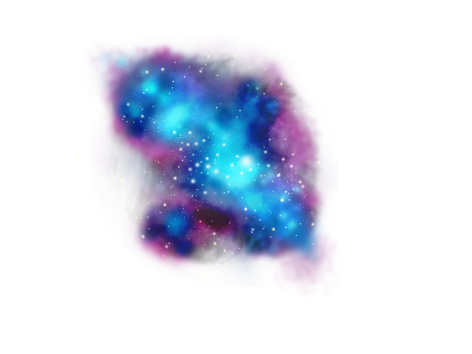 Galaxy clipart stardust. Png for editors who