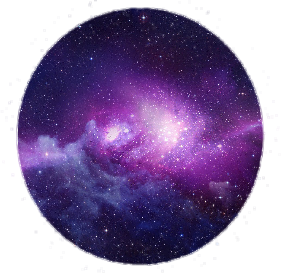 Pink violet blue white. Night clipart galaxy