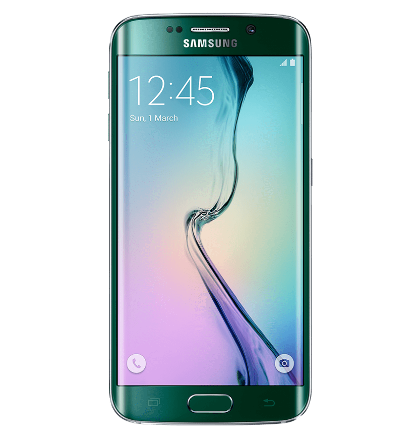 Samsung s edge the. Galaxy clipart teal