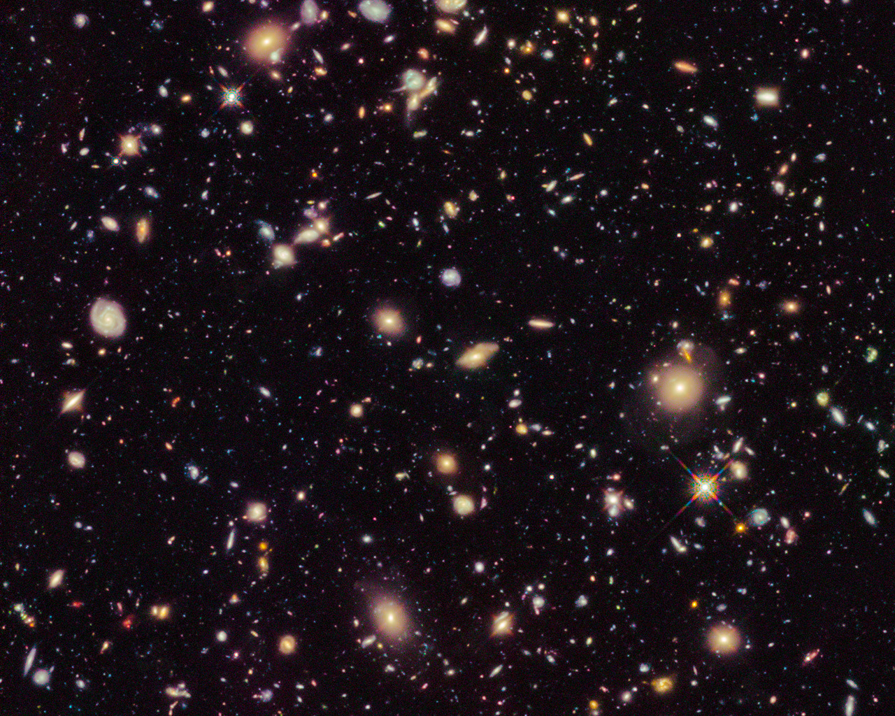 Galaxy clipart time space. How are galaxies moving