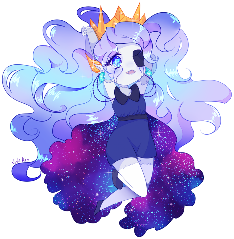 Galaxy clipart void. Commission lovely white by