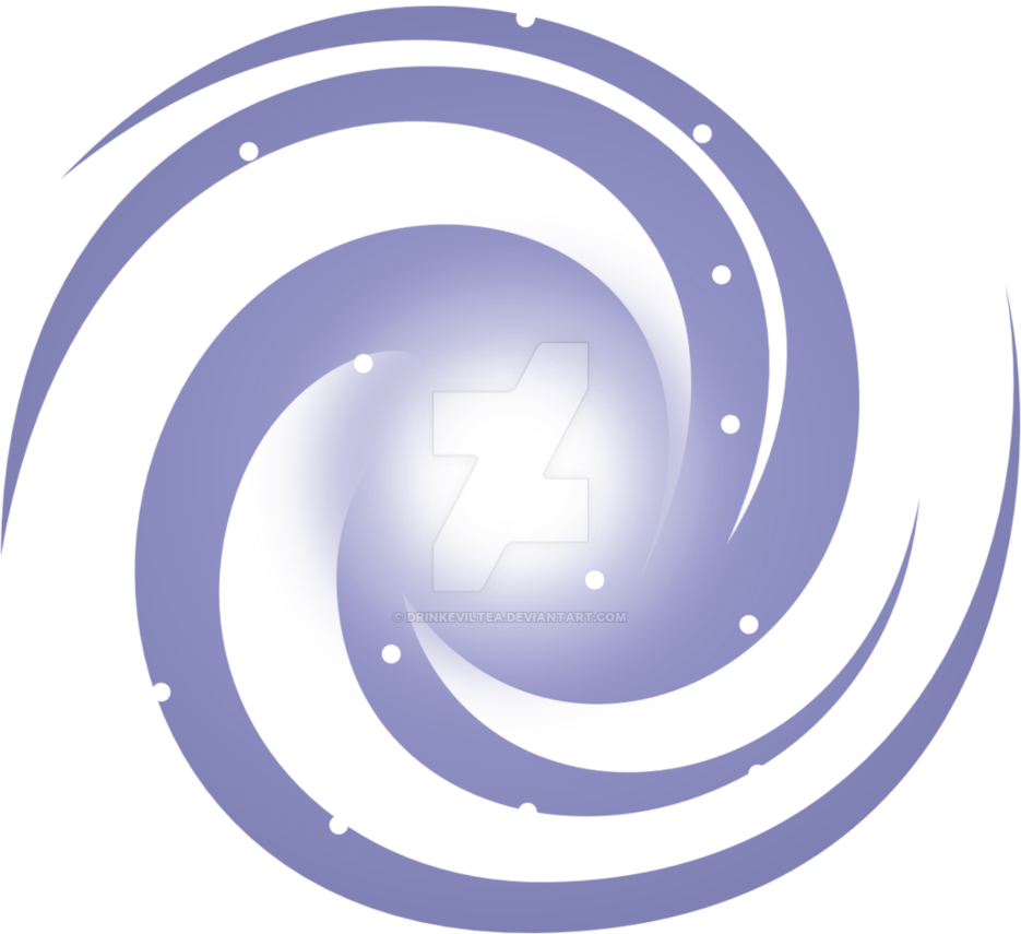 Cutie mark by drinkeviltea. Galaxy clipart vortex