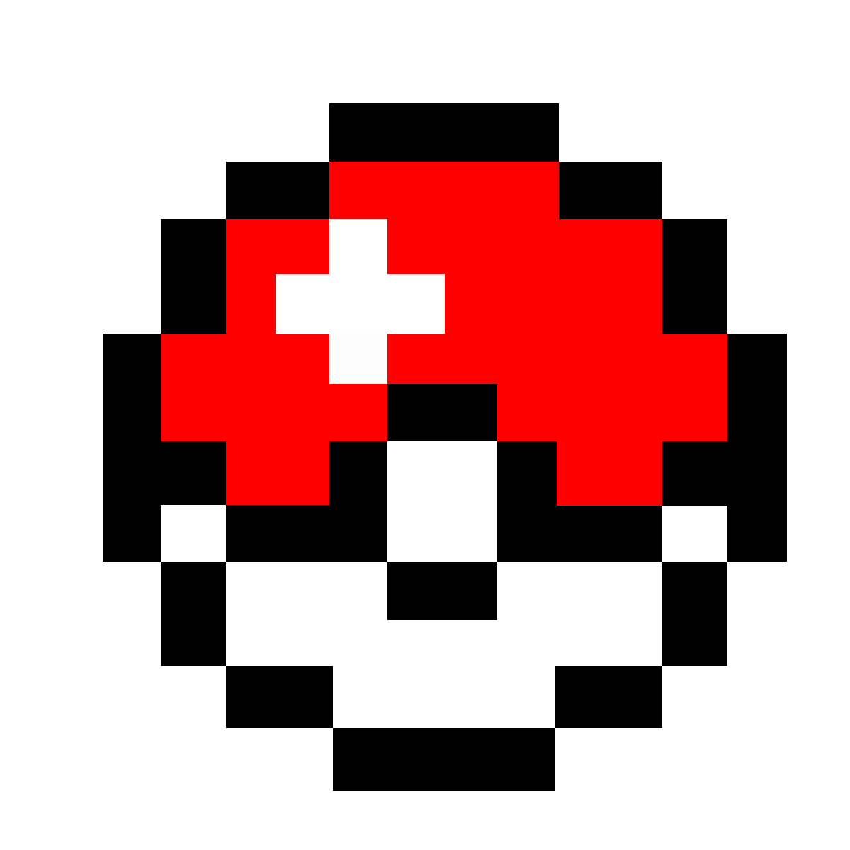 bit page. Pokeball clipart minecraft