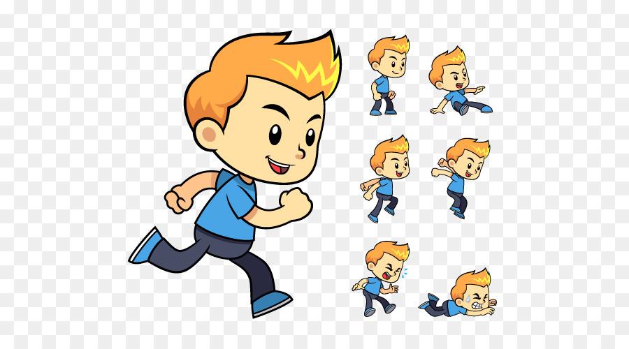 Game clipart animated. Boy cartoon transparent clip