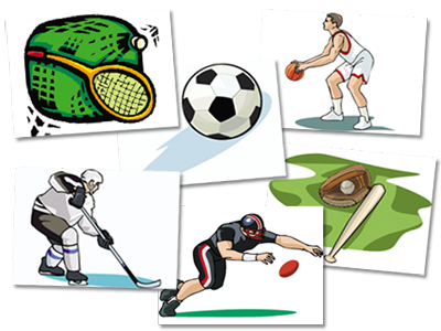 Game clipart athletic game. Free sport cliparts download