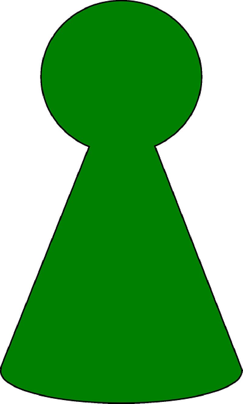 Board pieces clip cliparts. Game clipart baord