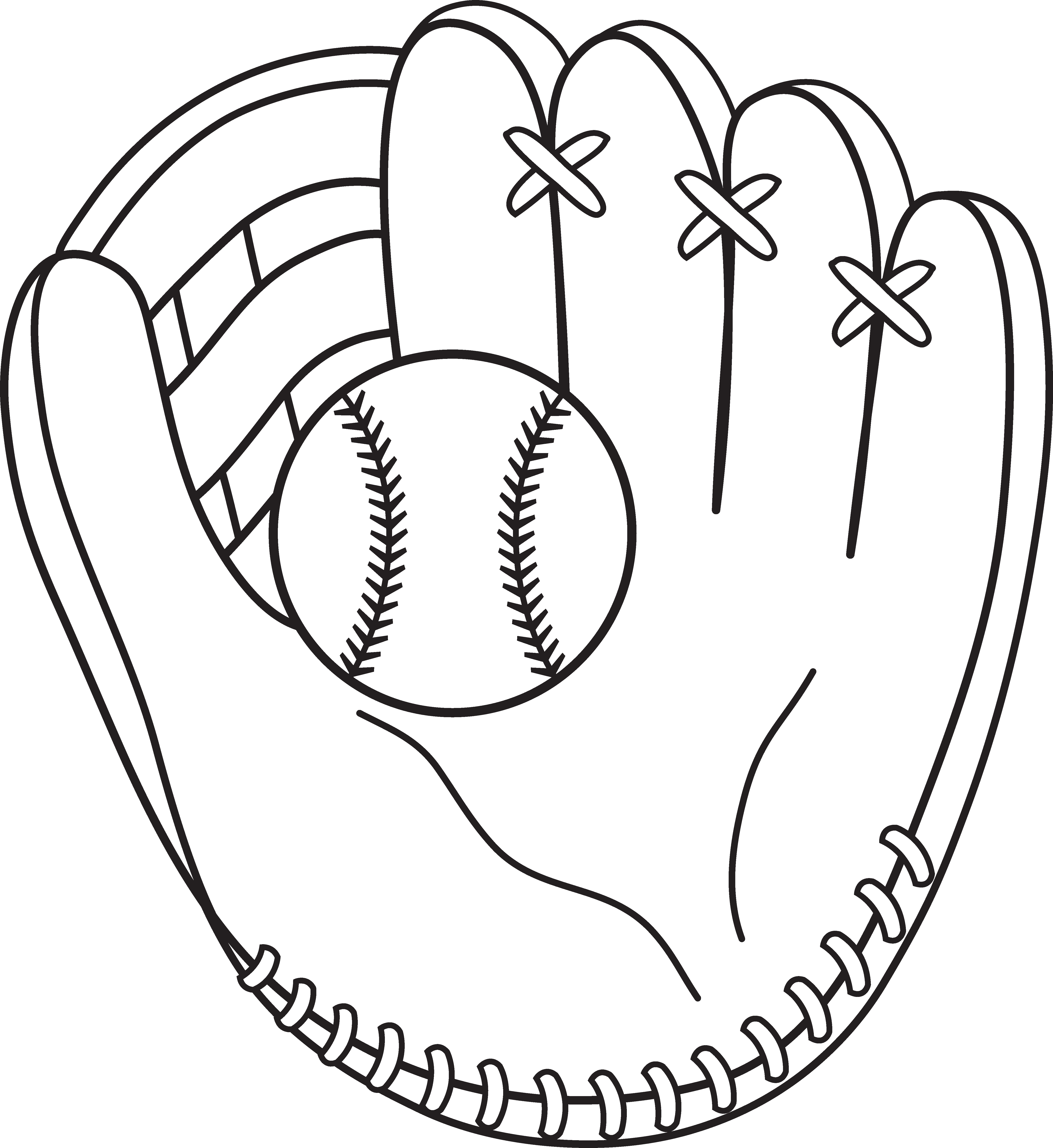 Baseball panda free images. Game clipart black and white