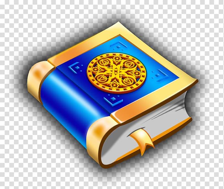 Game clipart book. Icon magic transparent