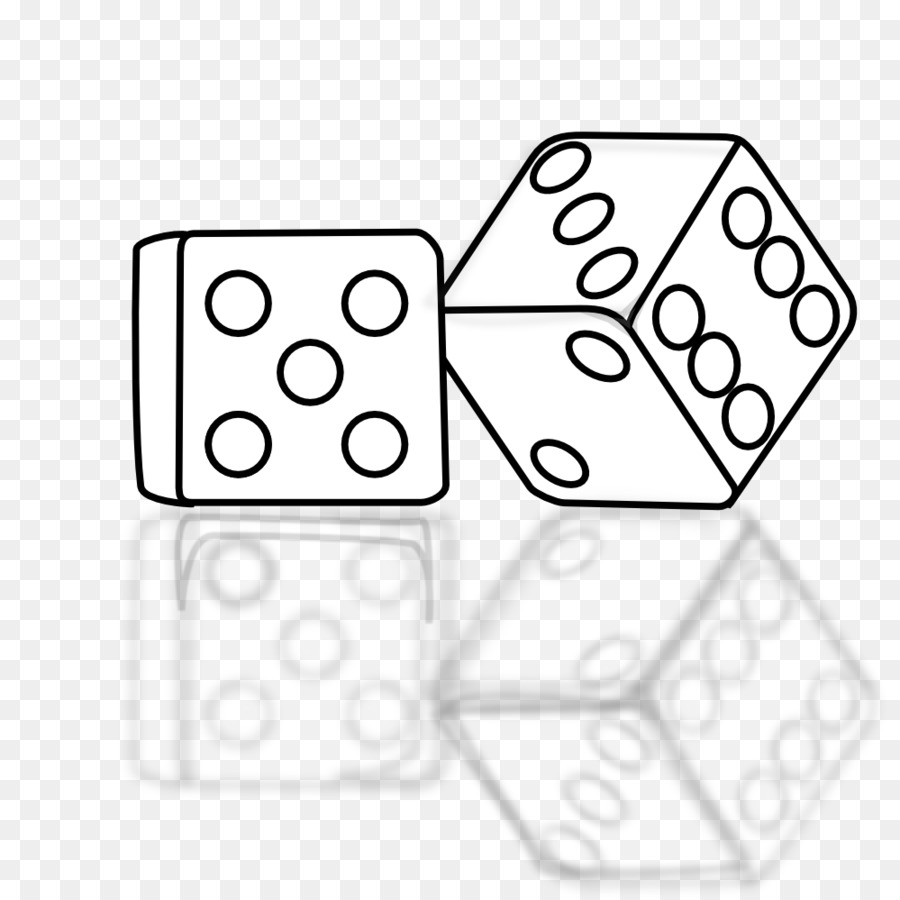 Black and white drawing. Game clipart book
