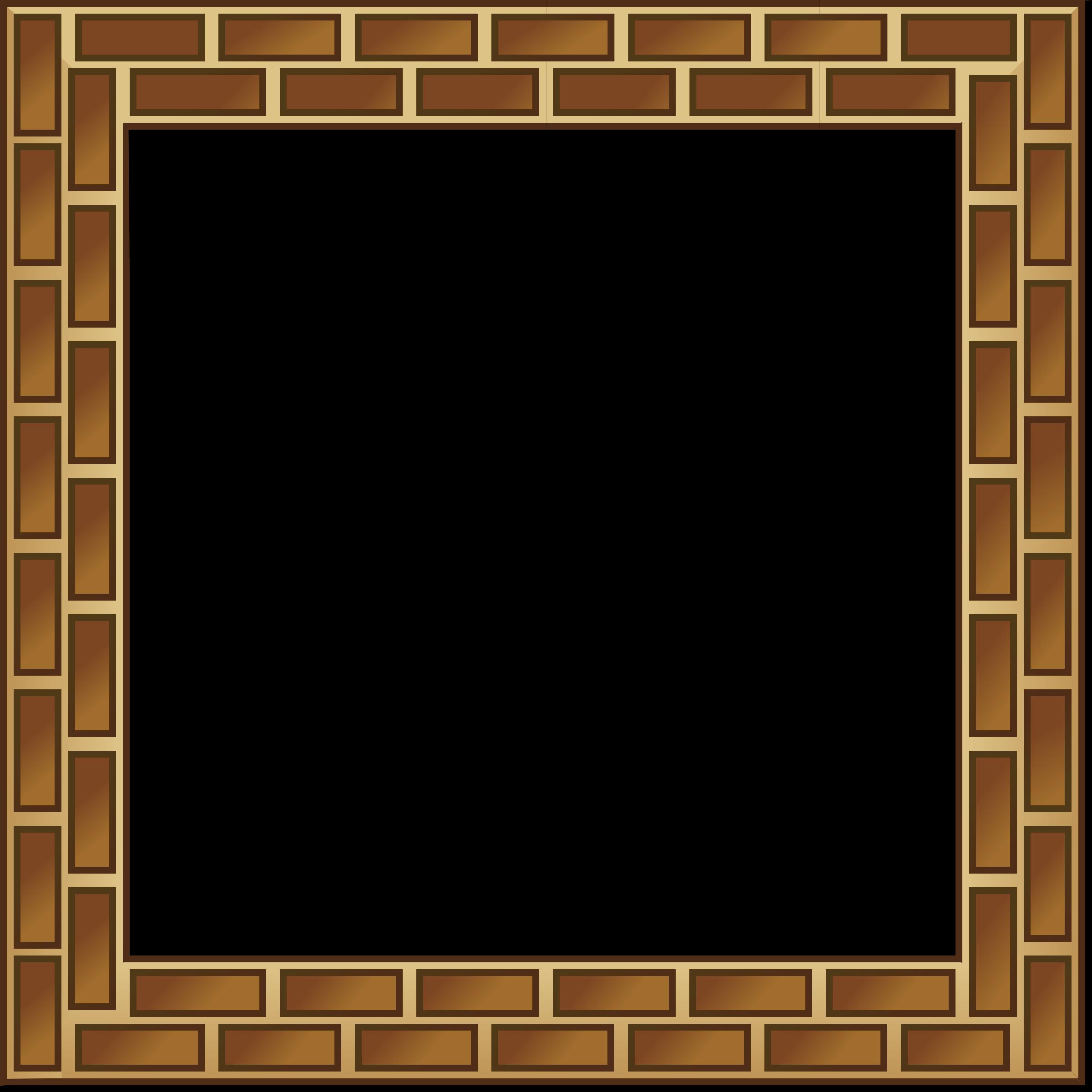 Rpg map brick big. Game clipart border