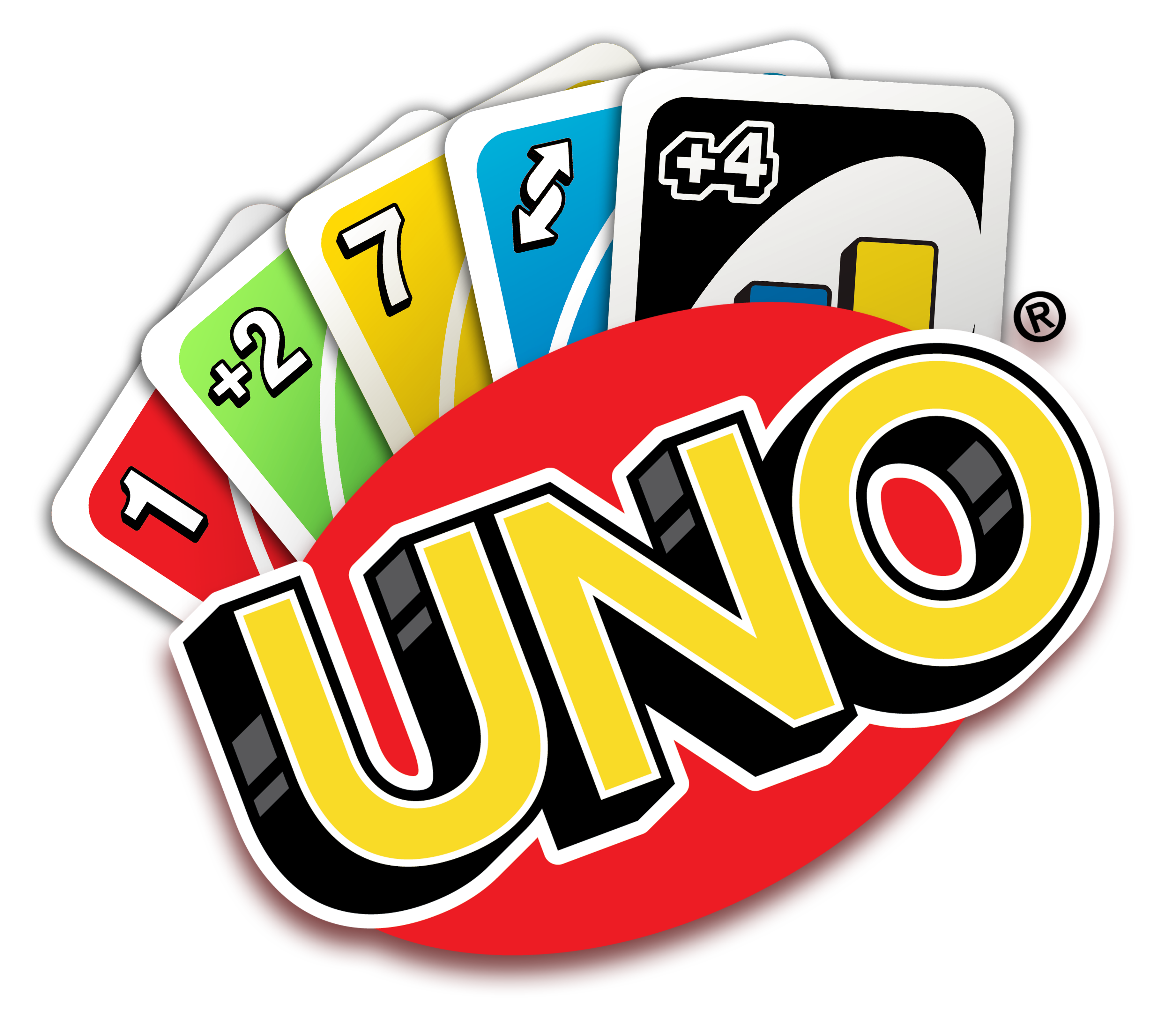 Game clipart card. Uno review average xbox