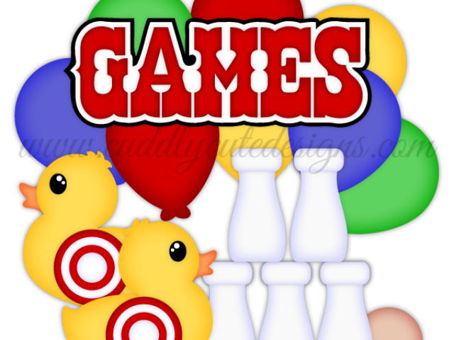 Game clipart carnival. Games x carwad net