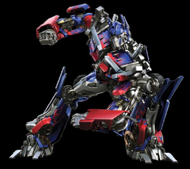 Optimus prime transformers clip. Game clipart cartoon