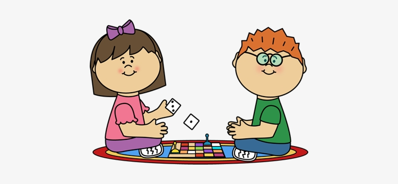 Game clipart childhood game. Kids board clip art