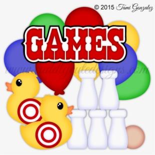 Game clipart funfair game. Carnival gamescarnival fun games