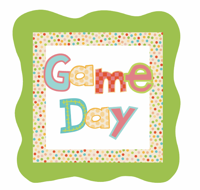 Free gameday cliparts download. Games clipart game day