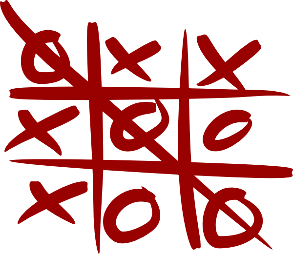 Game clipart game icon. Tic tac toe clip
