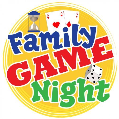 Family clip art from. Game clipart game night