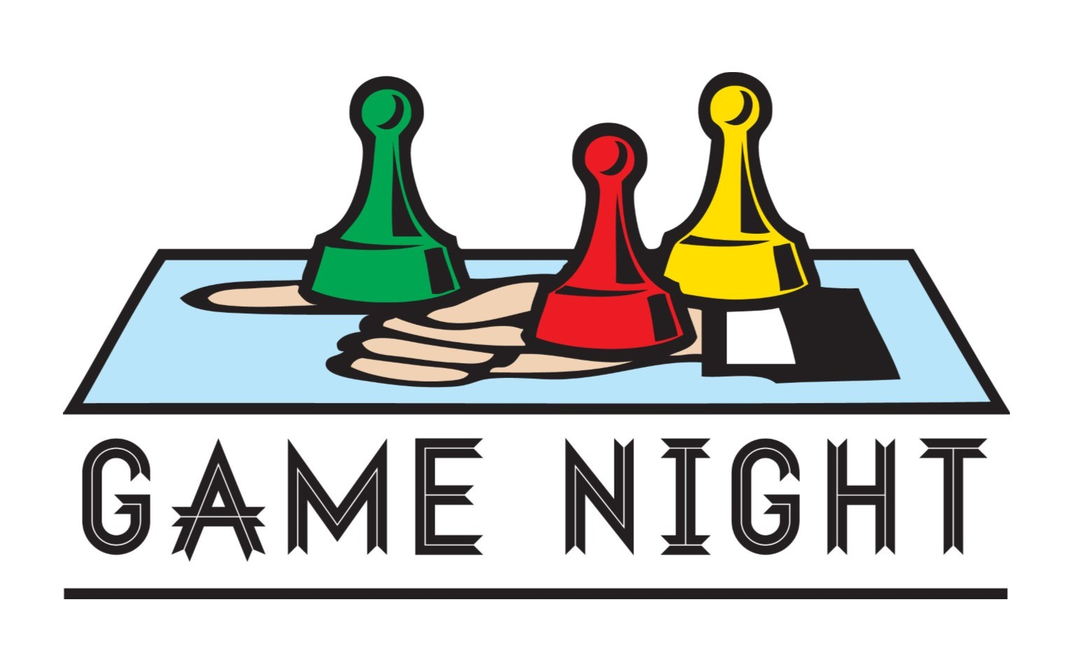 Game clipart game night. Free download best