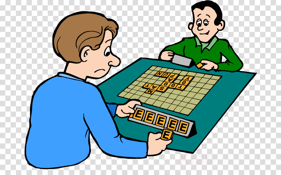 Friends cartoon letter play. Game clipart game scrabble