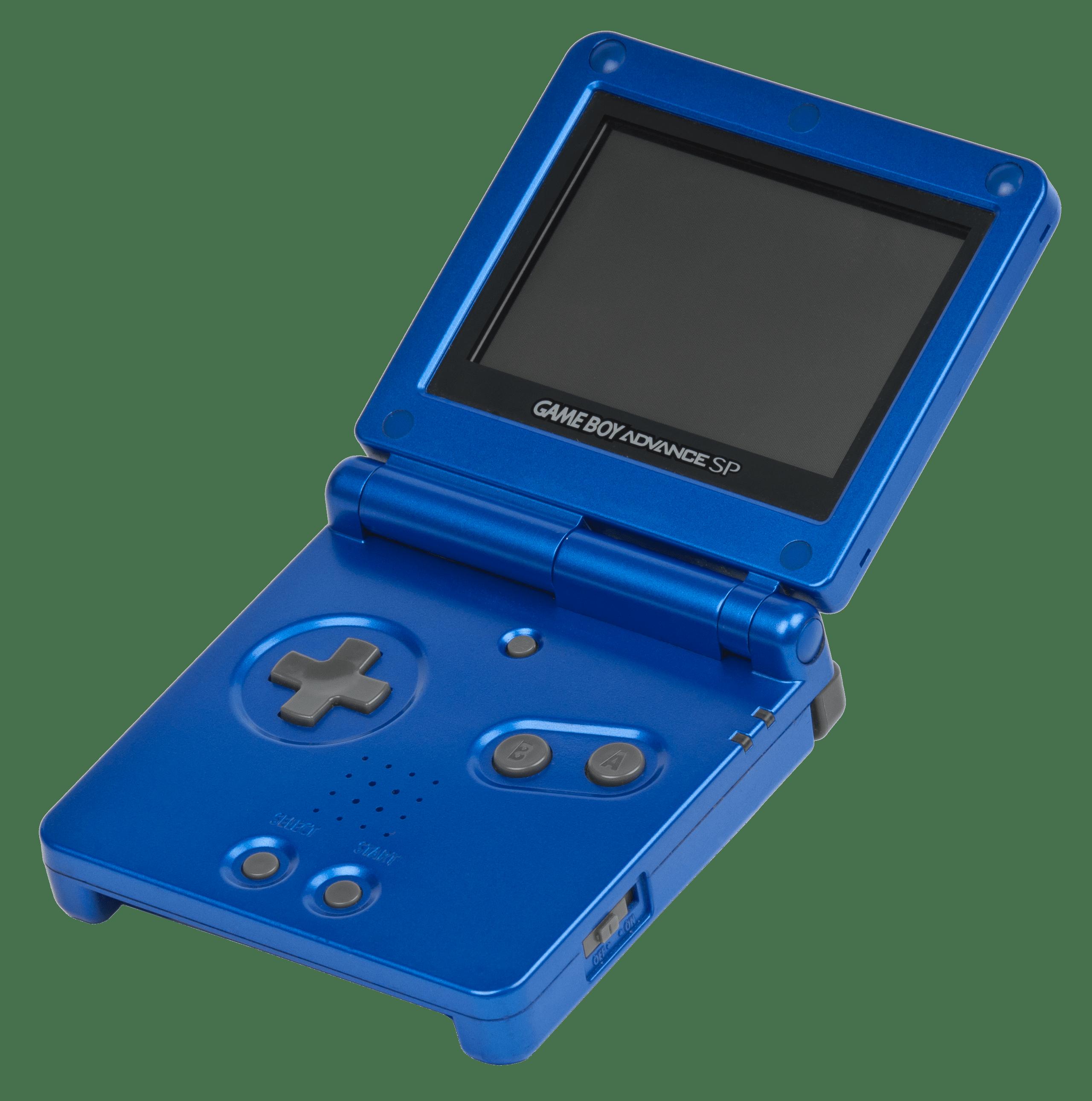 Game clipart gameboy. Nintendo boy advance sp
