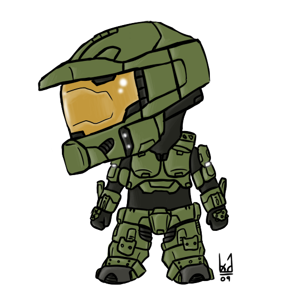 Game clipart halo.  collection of master