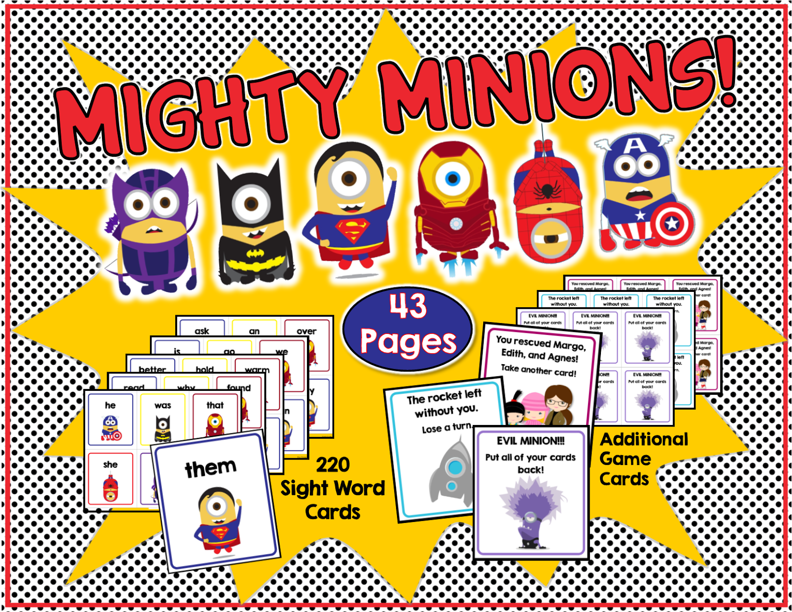 Game clipart literacy game. Comprehension skill charts sight
