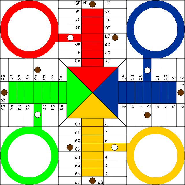 Free image on pixabay. Game clipart ludo