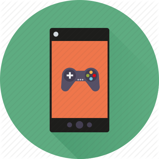 Game clipart mobile game. App icon free icons
