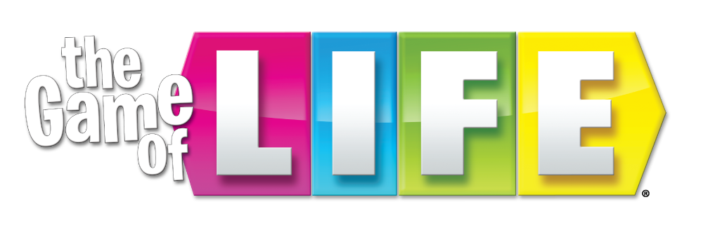 Life clipground board logo. Game clipart number game